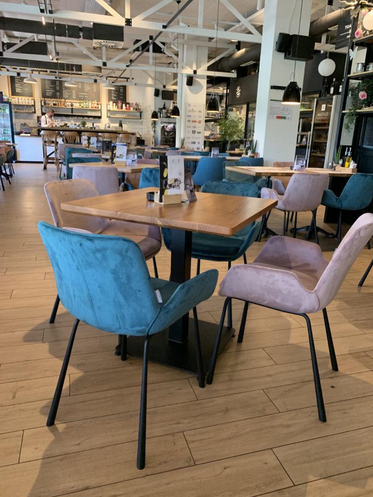 Kafe restoran Korpa
